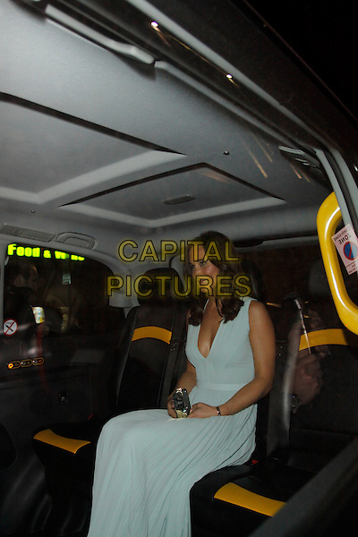 LONDON, ENGLAND - MARCH 18 :  Pippa Middleton leaves the ParaSnowBall 2015 at The Cumberland Hotel on March 18, 2015 in London, England.<br /> CAP/AH<br /> &copy;Adam Houghton/Capital Pictures