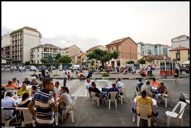 CIRCOSCRIZIONE 6 - Aperitivo in Piazza Mercadante