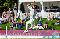 Colin De Grandhomme of the Black Caps during Day 3 of the Second International Cricket Test match, New Zealand V England, Hagley Oval, Christchurch, New Zealand, 1st April 2018.Copyright photo: John Davidson / www.photosport.nz