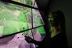 1309-70 069.CR2<br /> <br /> VuePod lab. Dr Daniel Ames, Civil and Environmental Engineering.<br /> 3D imaging research.<br /> Josie Bastian freshman in CEE<br /> <br /> September 24, 2013<br /> <br /> Photography by Mark A. Philbrick<br /> <br /> Copyright BYU Photo 2013<br /> All Rights Reserved<br /> photo@byu.edu  (801)422-7322