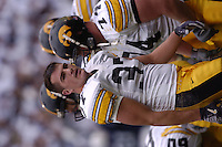 23 October 2004:  Iowa safety Sean Considine (37) had 2 interceptions.<br />