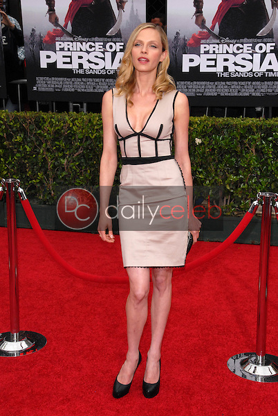 """Rachel Roberts<br /> at the """"Prince of Persia: The Sands of Time"""" Los Angeles Premiere, Chinese Theater, Hollywood, CA. 05-17-10<br /> David Edwards/Dailyceleb.com 818-249-4998"""