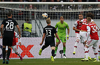 Chance Martin Hinteregger (Eintracht Frankfurt) - 19.09.2019:  Eintracht Frankfurt vs. Arsenal London, UEFA Europa League, Gruppenphase, Commerzbank Arena<br /> DISCLAIMER: DFL regulations prohibit any use of photographs as image sequences and/or quasi-video.