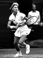 CHRIS EVERT (USA)<br /> Wimbledon 1988Chris Evert (USA)<br /> Copyright Michael Cole