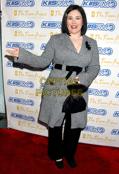 "ALEX BORSTEIN.at the Trevor Project's ""Cracked XMAS 7"" held at the Wiltern LG,  Los Angeles, California, USA, .December 5th 2005. .full length.Ref: ADM.www.capitalpictures.com.sales@capitalpictures.com.©Laura Farr/AdMedia/Capital Pictures ."