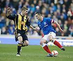 Lee Wallace and Dean Currie