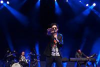SAO PAULO, SP, 07 DE JULHO DE 2012 - SHOW JOTA QUEST: A banda Jota Quest se apresentou na madrugada deste sabado (07) no Credicard Hall em Sao Paulo.  FOTO: LEVI BIANCO / BRAZIL PHOTO PRESS