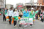 at the 2010 St Patrick's Day Parade...Photo NEWSFILE/Jenny Matthews.(Photo credit should read Jenny Matthews/NEWSFILE)....This Picture has been sent you under the condtions enclosed by:.Newsfile Ltd..The Studio,.Millmount Abbey,.Drogheda,.Co Meath..Ireland..Tel: +353(0)41-9871240.Fax: +353(0)41-9871260.GSM: +353(0)86-2500958.email: pictures@newsfile.ie.www.newsfile.ie.FTP: 193.120.102.198.