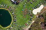 Amelia Island Concours d'Elegance 2010 - Aerial Photos