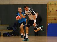 Tom Friedrich (Crumstadt/Goddelau) - Crumstadt 02.12.2018: ESG Crumstadt/Goddelau vs. HSG Langen
