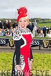 Louise Allen from Meath winner of the McElligotts Honda Best Dressed Lady at Listowel Races on Friday