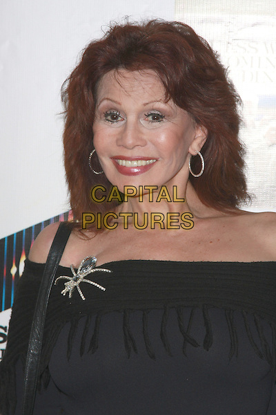 BARBARA LUNA.Guess Who's Coming To Dinner 40th Anniversary Party held at the  Billy Wilder Theater in the Hammer Museum, Westwood, California, USA, .11 February 2008..CAP/ADM/CH.?Charles Harris/Admedia/Capital Pictures