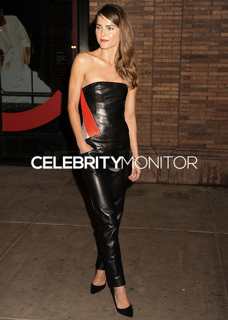 NEW YORK CITY, NY, USA - NOVEMBER 10: Keri Russell arrives at the 2014 Glamour Women Of The Year Awards held at Carnegie Hall on November 10, 2014 in New York City, New York, United States. (Photo by Celebrity Monitor)