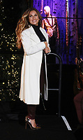 NEW YORK, NY - NOVEMBER 9: Jessie James Decker Performs at the Annual Lord & Taylor Holiday Window Unveiling at Lord & Taylor 5th Avenue in New York City on November 9, 2017. Credit: RW/MediaPunch /NortePhoto.com