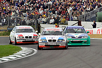 2002 British Touring Car Championship. #77 Tom Boardman (GBR). Edenbridge Racing. BMW 320i.