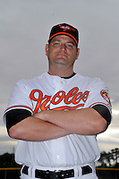 Feb 27, 2010; Tampa, FL, USA; Baltimore Orioles  pitcher Will Ohman (13) during  photoday at Ed Smith Stadium. Mandatory Credit: Tomasso De Rosa/ Four Seam Images