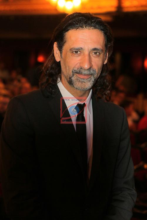 63 Premios Ondas.<br /> Gala de Entrega de los premios.<br /> Nacho Fresneda.