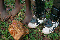 Baseball is developing a following in Uganda where the Sharing Youth Center Little League has joined a small number of leagues that have formed in the African Nation. (Rick D'Elia)