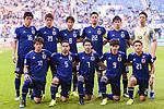 Japan squad poses for photos prior to the AFC Asian Cup UAE 2019 Quarter Finals match between Vietnam (VIE) and Japan (JPN) at Al Maktoum Stadium on 24 January 2019 in Dubai, United Arab Emirates. Photo by Marcio Rodrigo Machado / Power Sport Images
