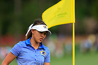 Pimnipa Panthong (THA) on the 2nd during the final round at the Augusta National Womans Amateur 2019, Augusta National, Augusta, Georgia, USA. 06/04/2019.<br /> Picture Fran Caffrey / Golffile.ie<br /> <br /> All photo usage must carry mandatory copyright credit (© Golffile | Fran Caffrey)