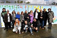 20190413 Hutt City -  Mural Launch