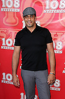 "Sharif Ibrahim<br /> ""108 Stitches"" World Premiere, Harmony Gold, Los Angeles, CA 09-10-14<br /> David Edwards/DailyCeleb.com 818-249-4998"
