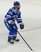 Dylan Abood (AFA - 23) - The Harvard University Crimson defeated the Air Force Academy Falcons 3-2 in the NCAA East Regional final on Saturday, March 25, 2017, at the Dunkin' Donuts Center in Providence, Rhode Island.