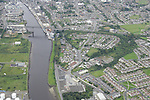 Aerial images of Drogheda..Greenhills area looking west..Photo: Newsfile / Fran Caffrey.