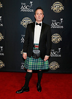 Actor Thomas Lennon poses at the 33rd annual ASC Awards and The American Society of Cinematographers 100th Anniversary Celebration at the Ray Dolby Ballroom at Hollywood &amp; Highland, Saturday, February 9, 2019 in Hollywood, California.  <br /> CAP/MPI/IS<br /> &copy;IS/MPI/Capital Pictures