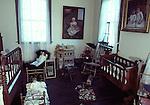 Children's room at Stevenson House