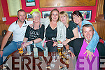 80's Disco: attending the 80's Disco held at The Mermaids Nightclub in Listowel on Friday night last were Noel Hickey, Maire Lyons, Martina O'Driscoll. Amy McMahon, Celine Mahony & John Chute.