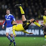 Fussball Bundesliga 2010/11, 21. Spieltag: Borussia Dortmund - FC Schalke 04