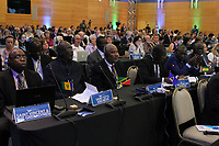FLORIANÓPOLIS, SC, 10.09.2018 - IWC-SC - Plenária de abertura 67ª reunião anual de Membros da IWC (International Whaling Commission) em Florianópolis nesta segunda-feira 10. (Foto: Naian Meneghetti/Brazil Photo Press)