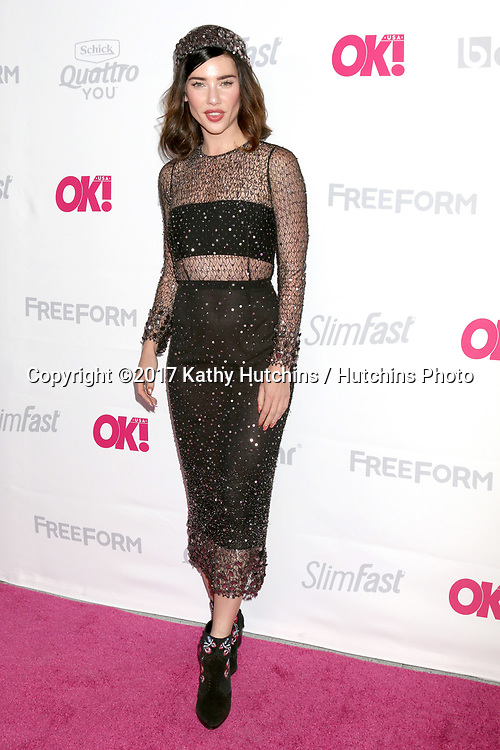LOS ANGELES - MAY 17:  Jacqueline MacInnes Wood at the OK! Magazine Summer Kick-Off Party at the W Hollywood Hotel on May 17, 2017 in Los Angeles, CA