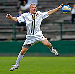 2007-10-31 NCAA: Binghamton at UVM Men's Soccer