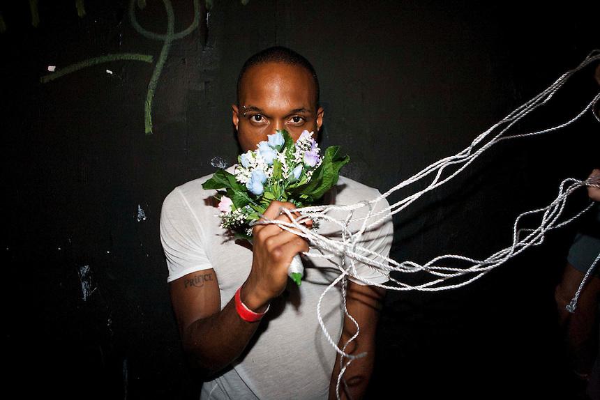 Davon Rainey   Pussy Faggot: Gay Shame Revival   NY, NY   2011
