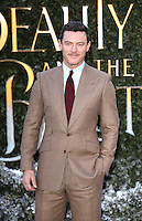 Luke Evans<br /> arrives for the &quot;Beauty and the Beast&quot; screening, St.James', London.<br /> <br /> <br /> &copy;Ash Knotek  D3234  23/02/2017