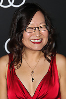LOS ANGELES, CA - JANUARY 09: Helen Hong at the Audi Golden Globe Awards 2014 Cocktail Party held at Cecconi's Restaurant on January 9, 2014 in Los Angeles, California. (Photo by Xavier Collin/Celebrity Monitor)