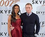 "NAOMIE HARRIS AND DANIEL CRAIG.attends the photocall for the twenty-third 007 adventure, ""Skyfall"" at the Villamagna Hotel, Madrid_29/10/2012.Mandatory Credit Photo: ©NEWSPIX INTERNATIONAL..**ALL FEES PAYABLE TO: ""NEWSPIX INTERNATIONAL""**..IMMEDIATE CONFIRMATION OF USAGE REQUIRED:.Newspix International, 31 Chinnery Hill, Bishop's Stortford, ENGLAND CM23 3PS.Tel:+441279 324672  ; Fax: +441279656877.Mobile:  07775681153.e-mail: info@newspixinternational.co.uk"