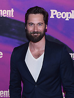NEW YORK, NEW YORK - MAY 13:  Ryan Eggold attends the People & Entertainment Weekly 2019 Upfronts at Union Park on May 13, 2019 in New York City. <br /> CAP/MPI/IS/JS<br /> ©JS/IS/MPI/Capital Pictures