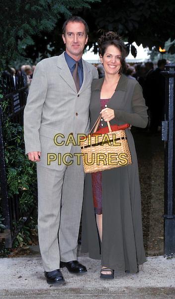 ANGUS DEAYTON & WIFE .Ref: 9823.www.capitalpictures.com.sales@capitalpictures.com.© Capital Pictures
