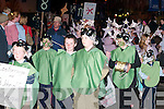 The Samhlaiocht Easter Parade on Saturday in Tralee.