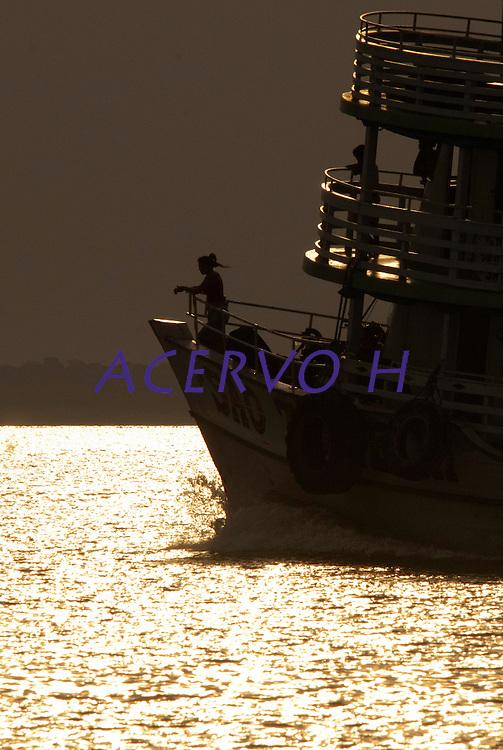 Reserva Extrativista Tapaj&oacute;s-Arapiuns.<br /> Santar&eacute;m, Par&aacute;, Brasil.<br /> Foto Carlos Barretto/AcervoH<br /> 2012