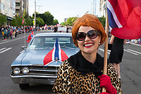 17th of May Festival 2016, Norway's Constitution Day, Ballard, Seattle, WA, USA.