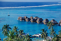 French Polynesia, Moorea, Sofitel Ia Ora Hotel.  No PR available