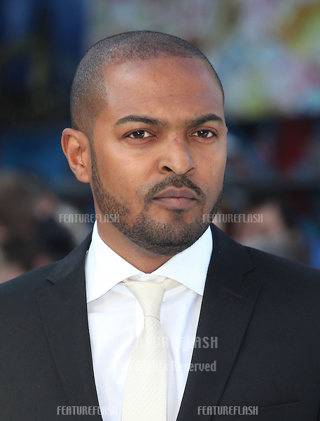 Noel Clarke arriving for the UK premiere of 'Star Trek Into Darkness' at The Empire Cinema, London. 02/05/2013 Picture by: Alexandra Glen / Featureflash