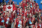 The Canadian Paralympic team enters the Bird's Nest Stadium during the opening ceremony of the Paralympic Games in Beijing, Friday, Sept., 5, 2008. Photo by Mike Ridewood/CPC