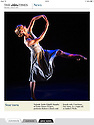 Yolande Yorke-Edgell Yorke Dance Project Lilian Baylis The Times 01.03.14.