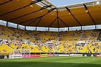Eher leere Ränge kurz vor Beginn - 05.06.2019: Öffentliches Training der Deutschen Nationalmannschaft DFB hautnah in Aachen