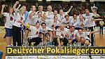 Handball Frauen DHB-Pokal 2010/2011, Final Four Finale, Thueringer HC - Buxtehuder SV